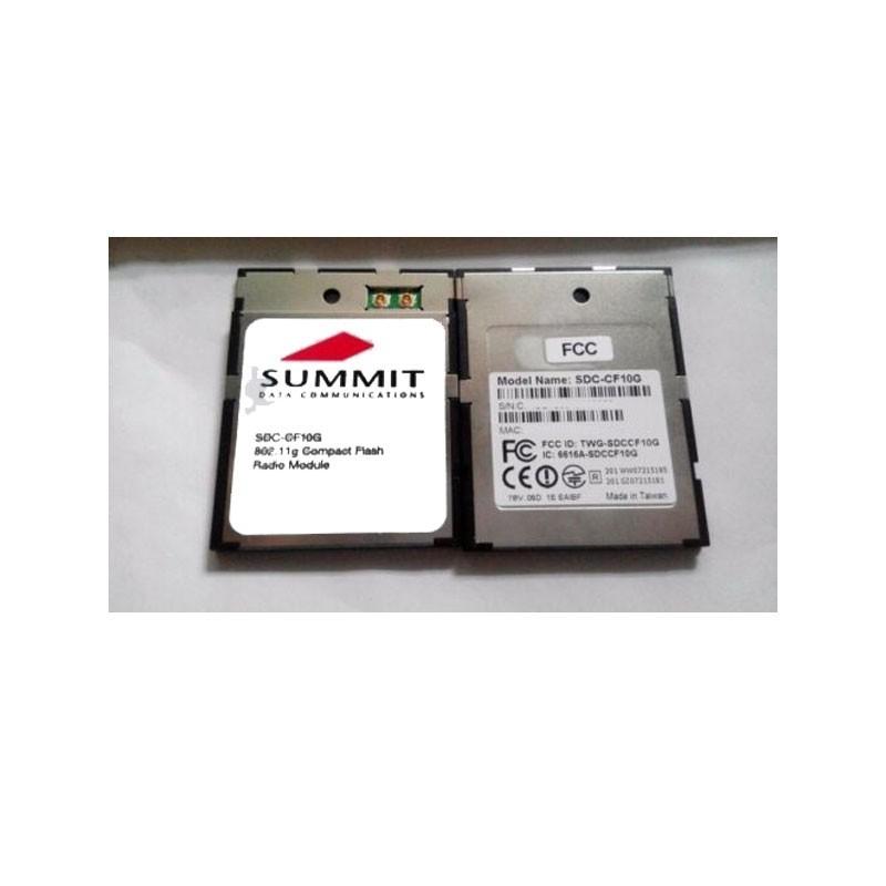 Summit SDC-CF10G Compact Flash Radio module 802.11G wireless wifi