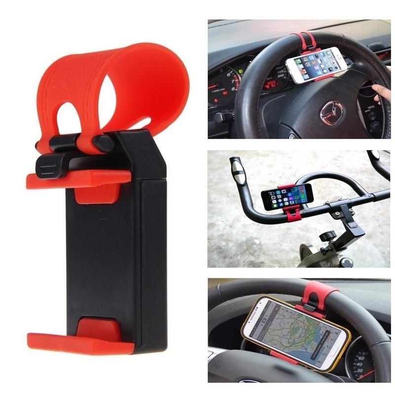 Car steering wheel Holder