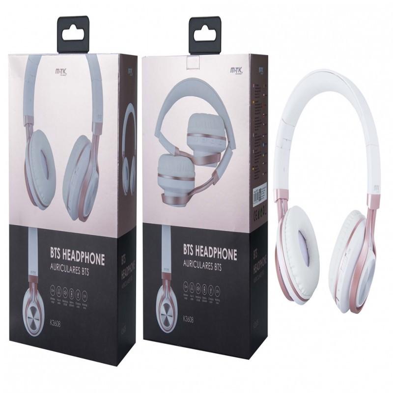 Casque Bluetooth K3608