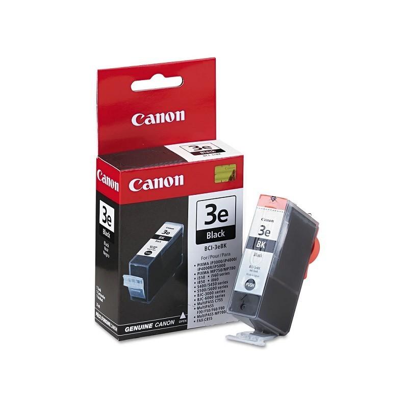 Réservoir d'encre Canon BCI-3EBK