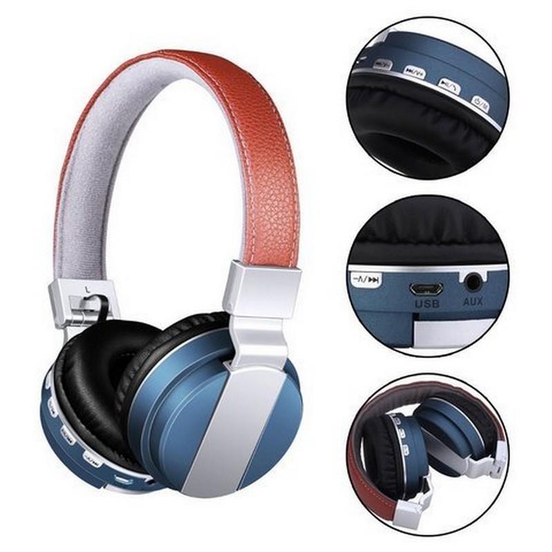 Casque Bluetooth YW-689BT