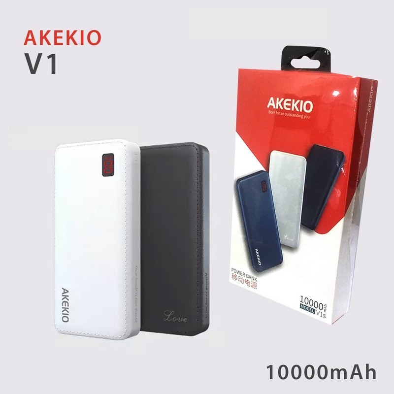 AKEKIO Power Bank V1s
