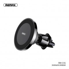 REMAX C41 WIRELESS CAR CHARGER