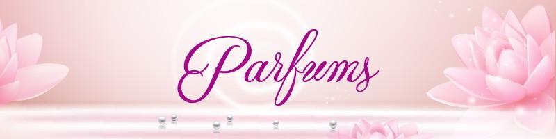 Eaux de parfums
